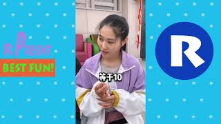 【Funny Videos Collection】搞笑视频 ● Why Does This Girl laugh Like This