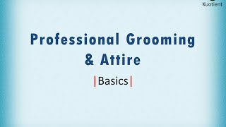 Gambar cover Professional Grooming & Attire | Basics