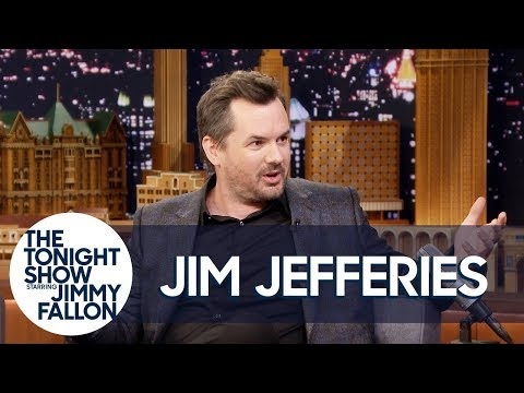 Jim Jefferies Compares Trump's U.S. Naturalization Ceremony Speech to Obama's