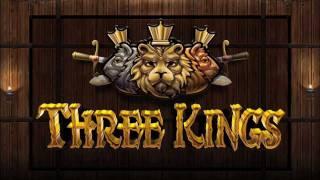 Three Kings®  Video Slots by IGT - Game Play Video (Español)