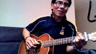 Kidung - Chris Manusama   Guitar Cover