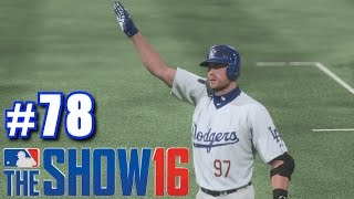 five home runs in one game   mlb the show 16   road to the show 78