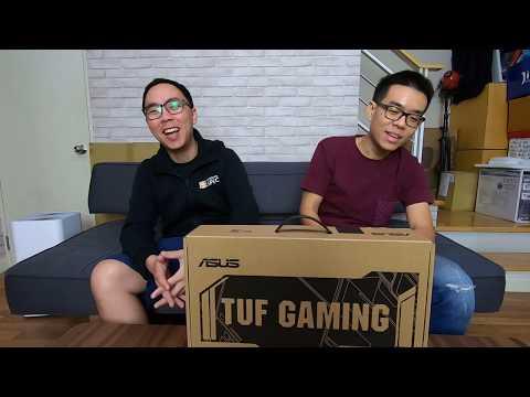แกะกล่อง ASUS TUF Gaming FX505DY โน้ตบุ๊คสเปคโคตรคุ้ม จอ 120 Hz แค่ 19,990 บาท - Unbox