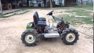 korea 4x4 mini tractor no.1.abc tractor  chassis