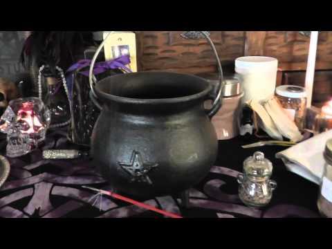 Beginner's Cauldron Magic
