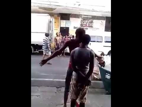 Port of Spain Fight