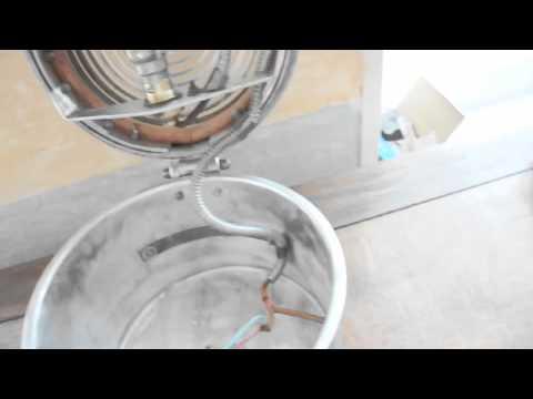 Projecteur Scnf Lampe Industrielle Vintage Old Industrie Du Loft Fr