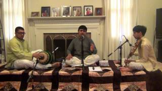 Arvind Sridhar - 18 kAkai siraginilE nandalAlA