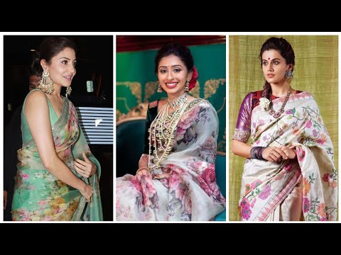 saree-jewellery-ideas-that-will-make-any-saree-lover-go-wow/-latest-saree-jewellery-for-floral-saree