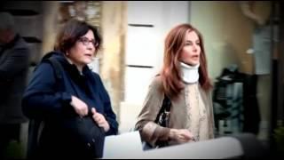 Giuliana De Sio ha ancora problemi al collo