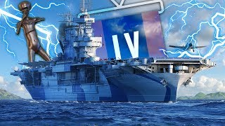 The World of Warships Experience