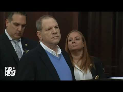 WATCH: Harvey Weinstein arraigned on rape, criminal sex act charges Mp3