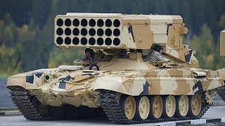 Тяжелая огнеметная система ТОС-1 (ТОС-1А) Буратино(Тяжелая огнеметная система тос-1 Буратино Подпишись https://www.youtube.com/channel/UCHqcWedcXWNBquSHmUx9HrQ Есть в нашей армии оружи., 2016-01-31T08:09:16.000Z)