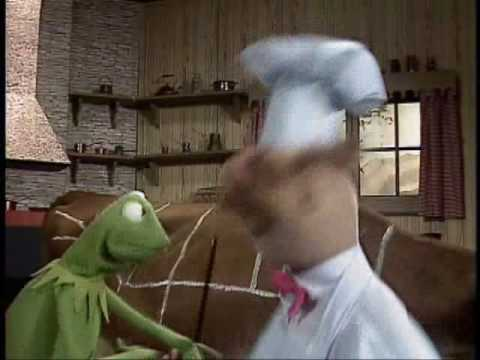 The Muppet Show: The Swedish Chef - Cow