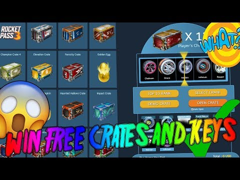 Download How To Get Keys And Crates For Free On Rocket