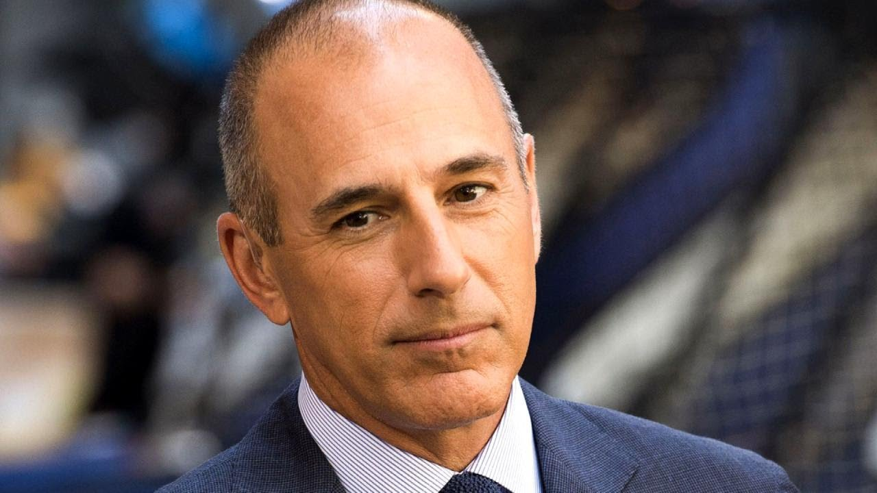 What Matt Lauer's Doing 1 Year After Being Fired from 'Today'