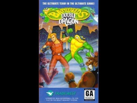 Battletoads And Double Dragon Прохождение (Sega Rus)