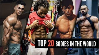 Video TOP 20 Unbelievable Bodies of 2017   Most Famous Fitness Models Worldwide download MP3, 3GP, MP4, WEBM, AVI, FLV Februari 2018