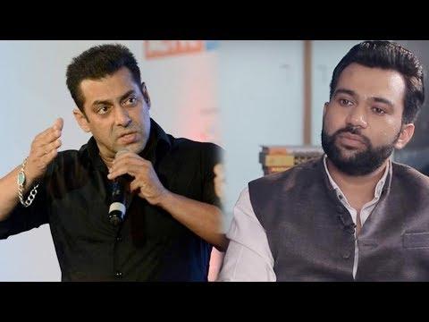Angry Salman Khan INSULTS Tiger Zinda Hai Director Ali Abbas Zafar