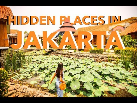 #TRAVELVLOG // THINGS TO DO IN JAKARTA