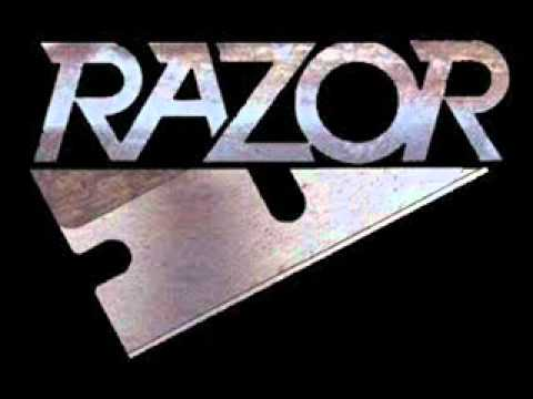 "Dave Carlo from RAZOR 1991 Interview CKWR's The Wildside Radio Show with Pete and ""Dig me"""