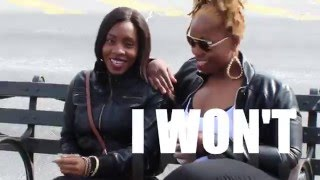 I WONT - HARLEM ( FIRST EVER VIDEO) FILM BY MEGASTARBRAND #Jamerican music.