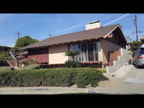 Driving Los Angeles Tour: Where Black Families Buy Homes? Clean & Quiet Ladera Heights!