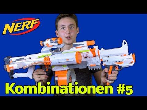 Nerf Modulus Kombinationen #5 | Magicbiber