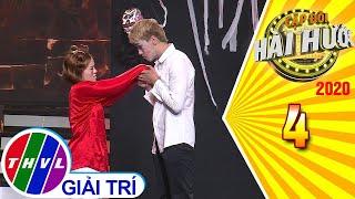 Cặp đôi hài hước Mùa 3 - Tập 4: Chuyện đầu thai - Cẩm Hò, Đình Lộc