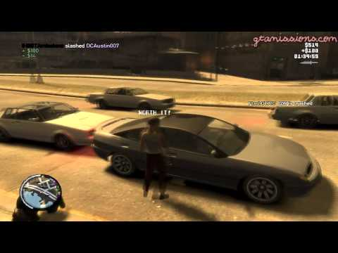 GTA IV/EFLC - PC - R* Social Club MP Event - GTA Race x2/Deathmatch!