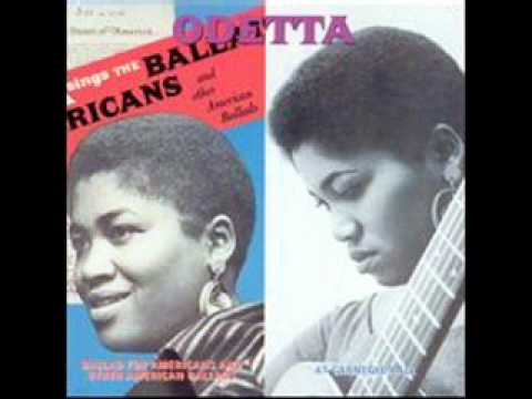 Odetta - Aint no grave can hold my body down