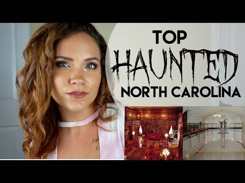 Haunted Places in North Carolina That Will Give You the.
