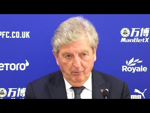 Crystal Palace 2-2 Arsenal - Roy Hodgson Full Post Match Press Conference - Premier League