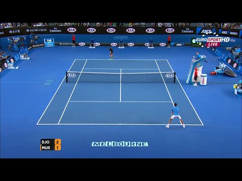 Djokovic vs Murray (2015 Australian Open) Final Highlights Full HD