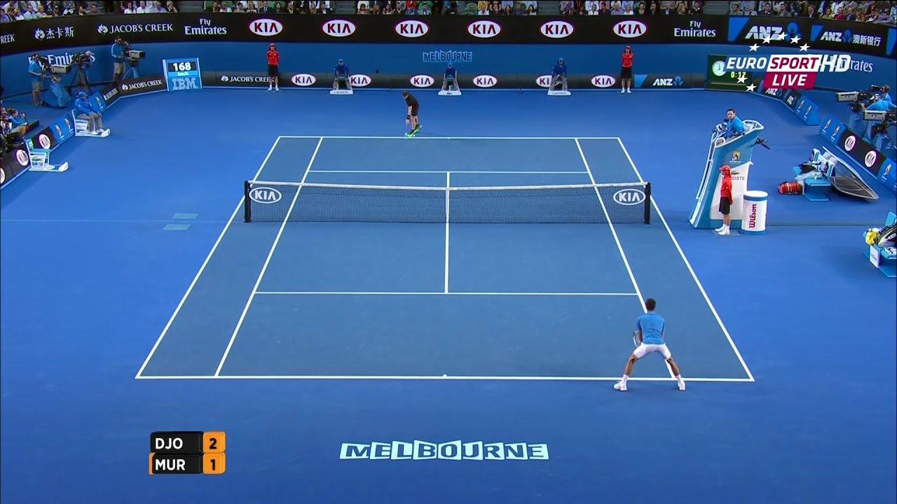 Djokovic Vs Murray 2015 Australian Open Final Highlights Full Hd Youtube