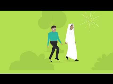 Walk More. Move More - Enjoy Ramadan!