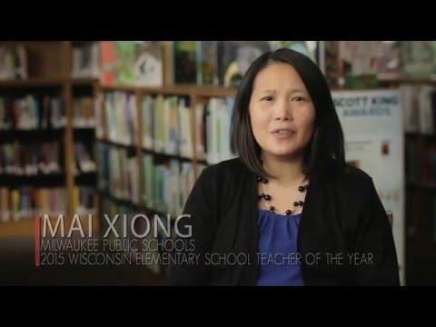 MAI XIONG THANK A TEACHER 2016