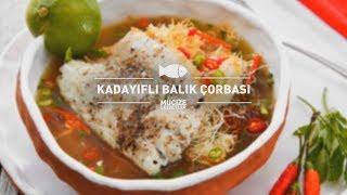 Kadayıflı Balık Çorbası Tarifi #mucizelezzetler