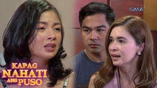 Kapag Nahati Ang Puso: Ginger gets exposed   Episode 74