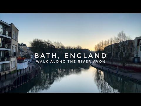 Bath, England 2021.