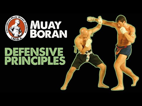 Muay Boran defence
