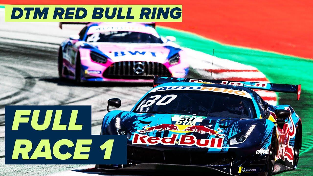 Download RE-LIVE   DTM Race 1 - Red Bull Ring   DTM 2021