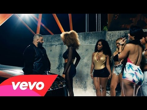 DJ Khaled - How Many Times Ft Chris Brown, Lil Wayne, Big Sean (Official)