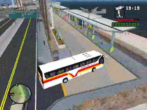 GTA San Andreas New Victory Liner Mods