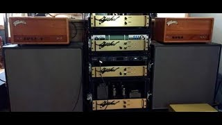 Gambar cover Bob discusses Ken Fischer of Trainwreck Circuits Guitar Amps, early influences, tube amp tone
