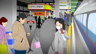カンセンジャー第8話 我先に(2014)