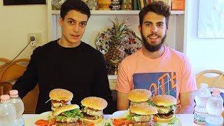1 kg di hamburger con Nelson