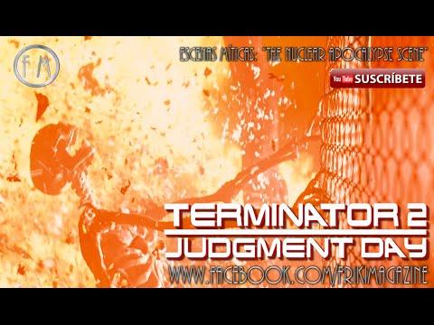Terminator 2: Judgment Day - The Nuclear Apocalypse Scene (1991) HD