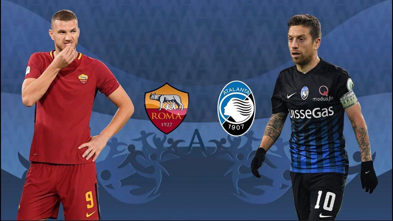 Promo - Roma VS Atalanta • Trailer • 2018/2019 - YouTube