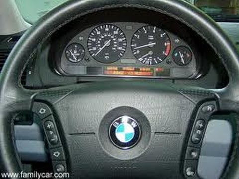 HOW TO RESET OIL SERVICE LIGHT 2001 X5 X3 BMW